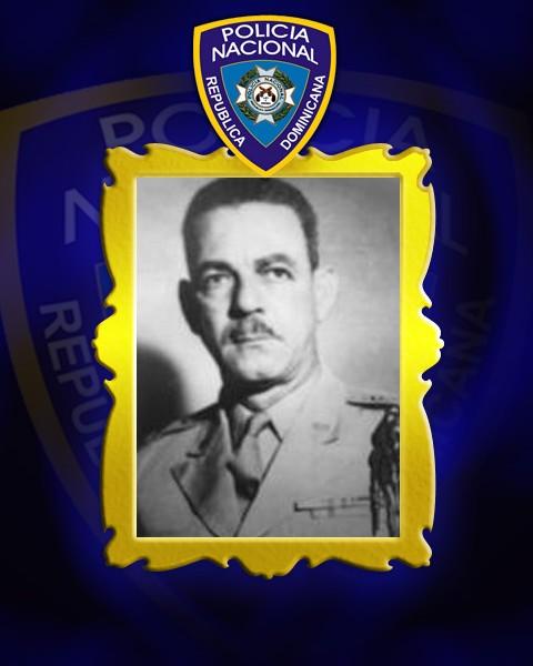 01/08/1950 al 18/04/1953 - Coronel, Máximo R. Bonetti Burgos, P.N