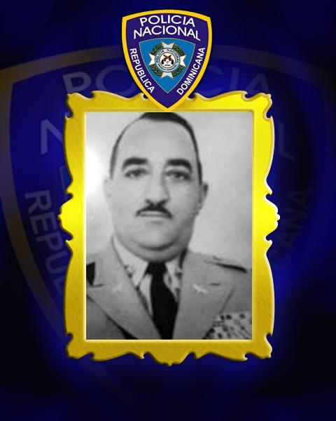 18/04/1953 al 17/11/1953 - Coronel, Virgilio García Trujillo, P.N