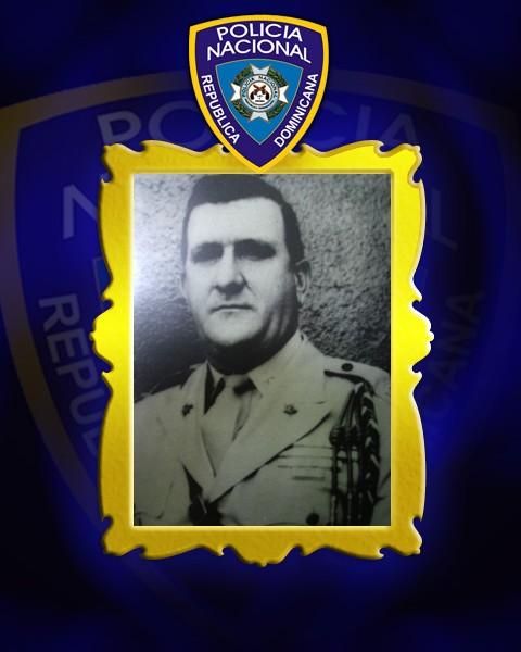 17/11/1953 al 01/01/1955 - Coronel, Cesar A. Oliva García, P.N.