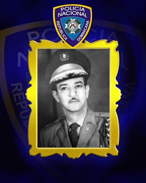 09/06/1958 al 08/03/1959 - Coronel, Ramón Soto Echavarria, P.N.