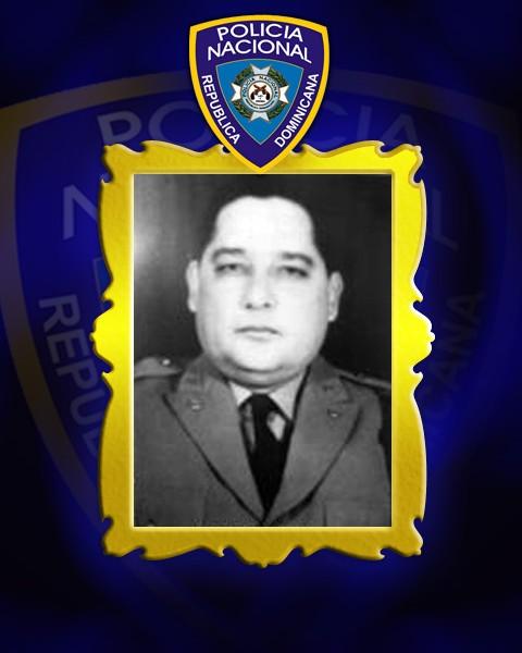 01/08/1966 al 28/03/1967 - General de Brigada, Luis Ney Tejada Álvarez, P.N.