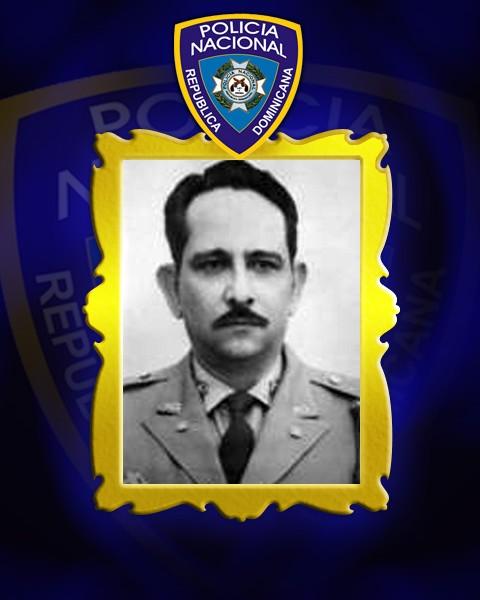 06/09/1967 al 20/04/1969 - General de Brigada, Braulio Álvarez Sánchez, P.N.