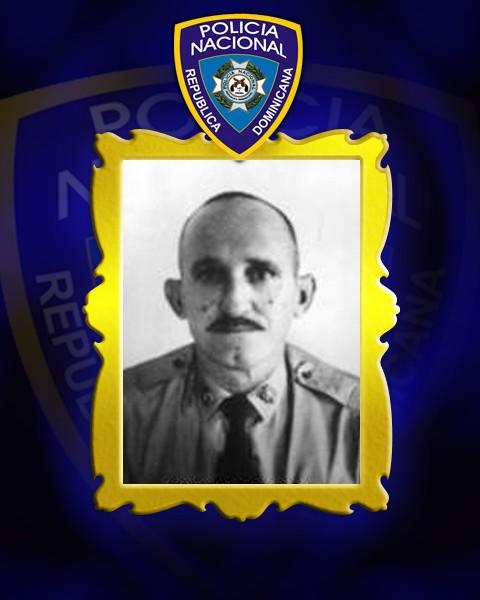 20/04/1969 al 26/09/1969 - General de Brigada, Joaquín Méndez Lara, P.N.