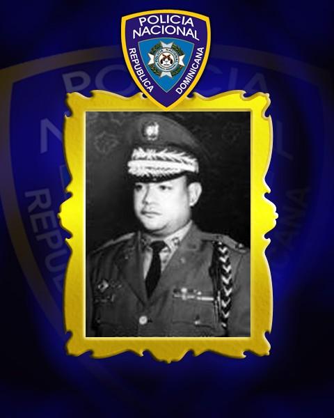 26/09/1969 al 01/07/1970 - General de Brigada, Rafael Guillermo Guzmán Acosta, P.N.
