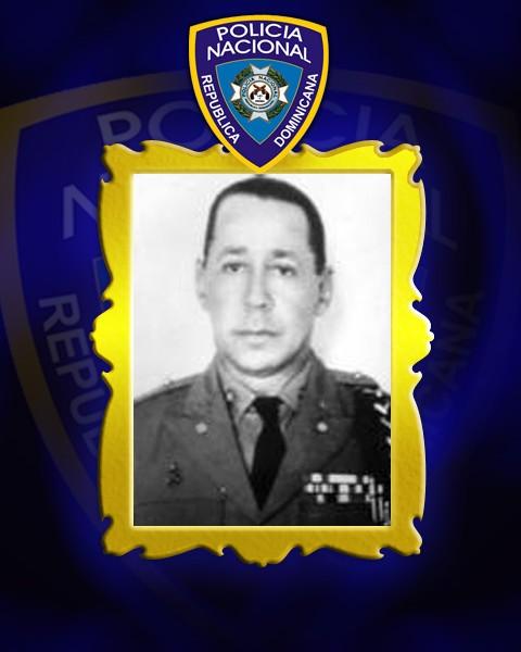 01-07-1970 al 31-12-1970 - General de Brigada, Elio  Osiris Perdomo Rosario, P.N.