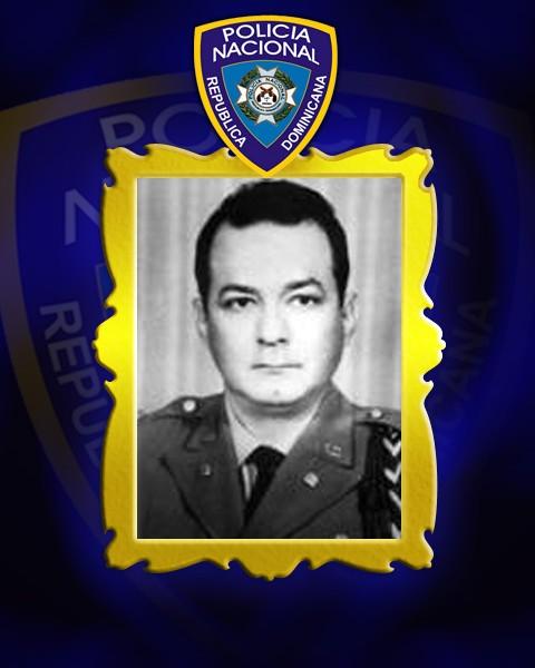 20/04/1973 al 25/04/1974 - General De Brigada, Salvador Lluberes Montás, P.N.