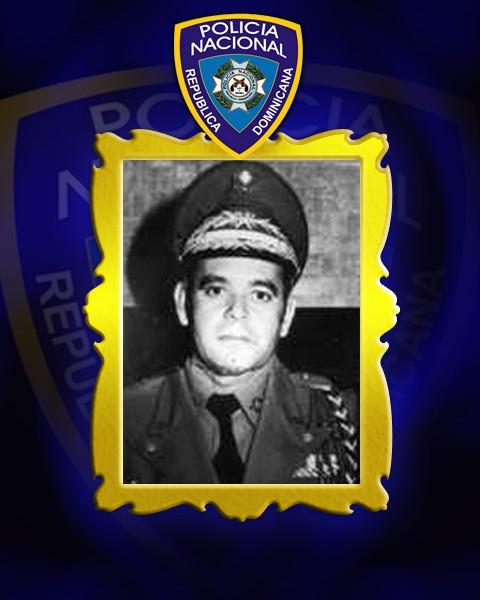 07/09/1978 al 06/05/1981 - Mayor General, Virgilio Payano Rojas, P.N.