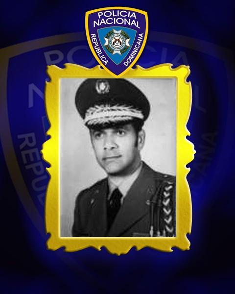 06/05/1981 al 18/08/1982 - Mayor General, José Paulino Reyes De León, P.N.