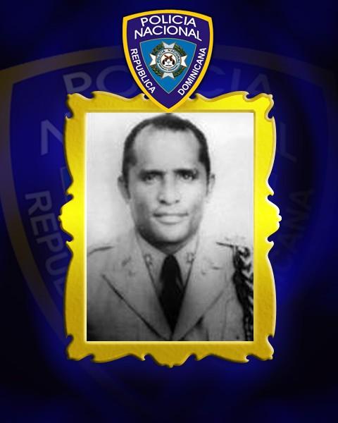 17/08/1984 al 08/01/1985 - Mayor General, Manuel De Jesús Tejeda Duvergé, P.N.