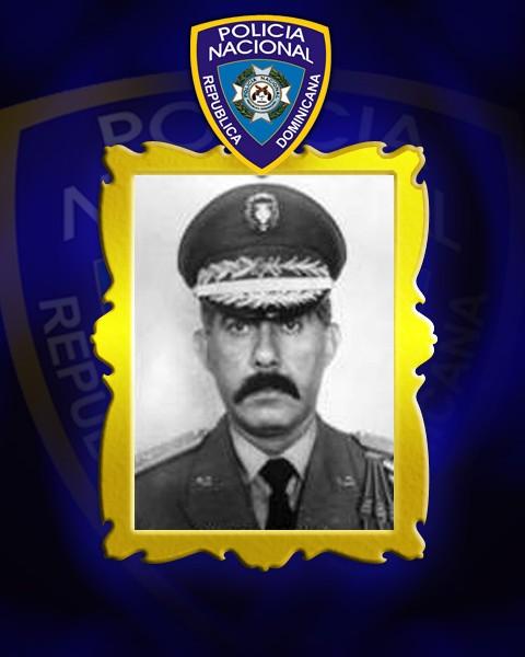 07/06/1985 al 17/08/1986 - Mayor General, Juan José Rodríguez, P.N.
