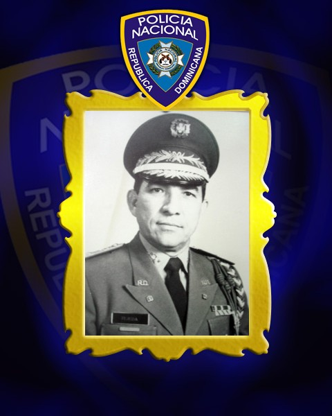 18/08/1987 al 03/03/1988 - Mayor General, Rafael Antonio Tejeda Báez, P.N.