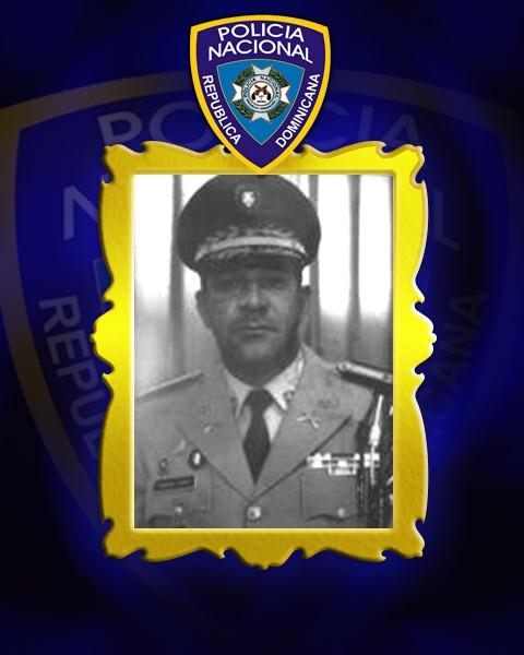 03/03/1988 al 23/05/1988 - Mayor General, Fernando Aristides Sánchez Aybar, P.N.