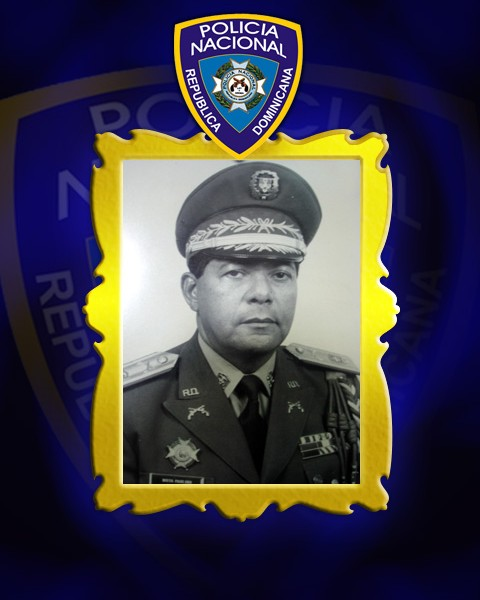 01/07/1989 al 07/12/1990 - Mayor General, José Ramón Mota Paulino, P.N.