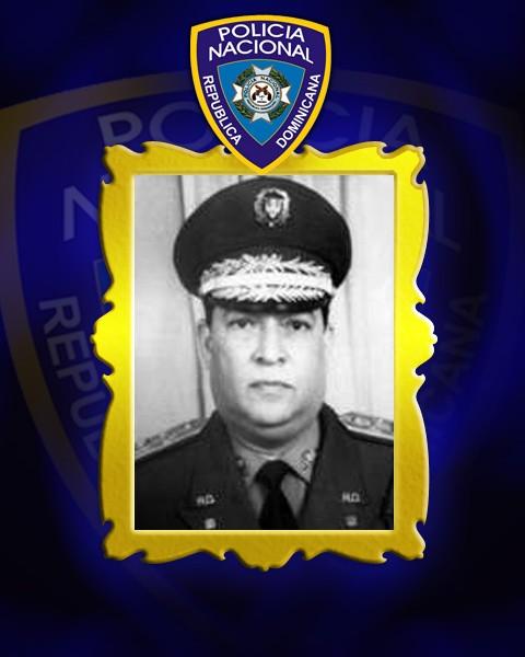 07/12/1990 al 01/06/1992 - Mayor General, Lic. Ramón Alcides Rodríguez Arias, P.N.