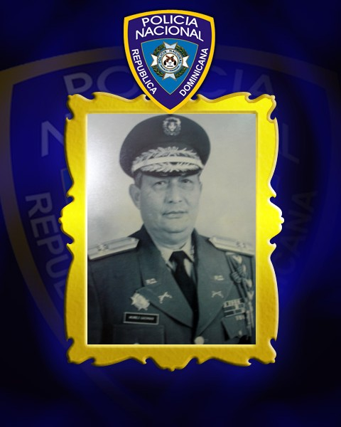 04/12/1994 al 19/10/1995 - Mayor General,  Luis Alberto Núñez Guzmán, P.N.