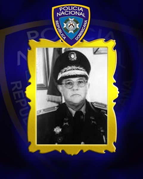 19/10/1995 al 03/05/1996 - General de Brigada, Antonio Segundo Imbert Tessón, P.N.