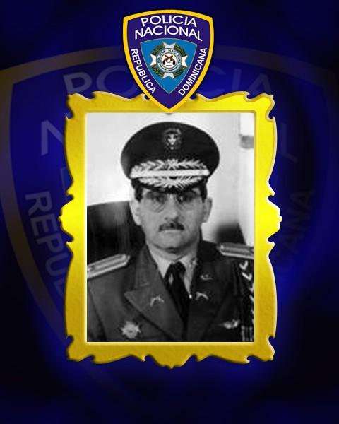 10/06/1996 al 20/05/1997 - General de Brigada, Camilo Antonio Nazir Tejada, P.N.