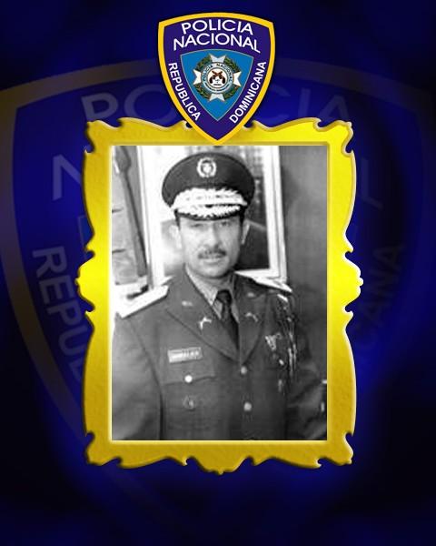 27-02-1999 al 08-01-2002 - Mayor General, Lic. Pedro De Jesús Candelier Tejada, P.N.