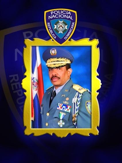 16-08-2010 al 25-06-2013 - Mayor General, Lic. José Armando Polanco Gómez, P.N.