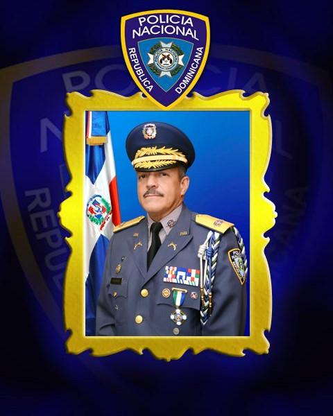 03-08-2015 al 30-08-2017 - Mayor General Lic. Nelson R. Peguero Paredes, P.N.