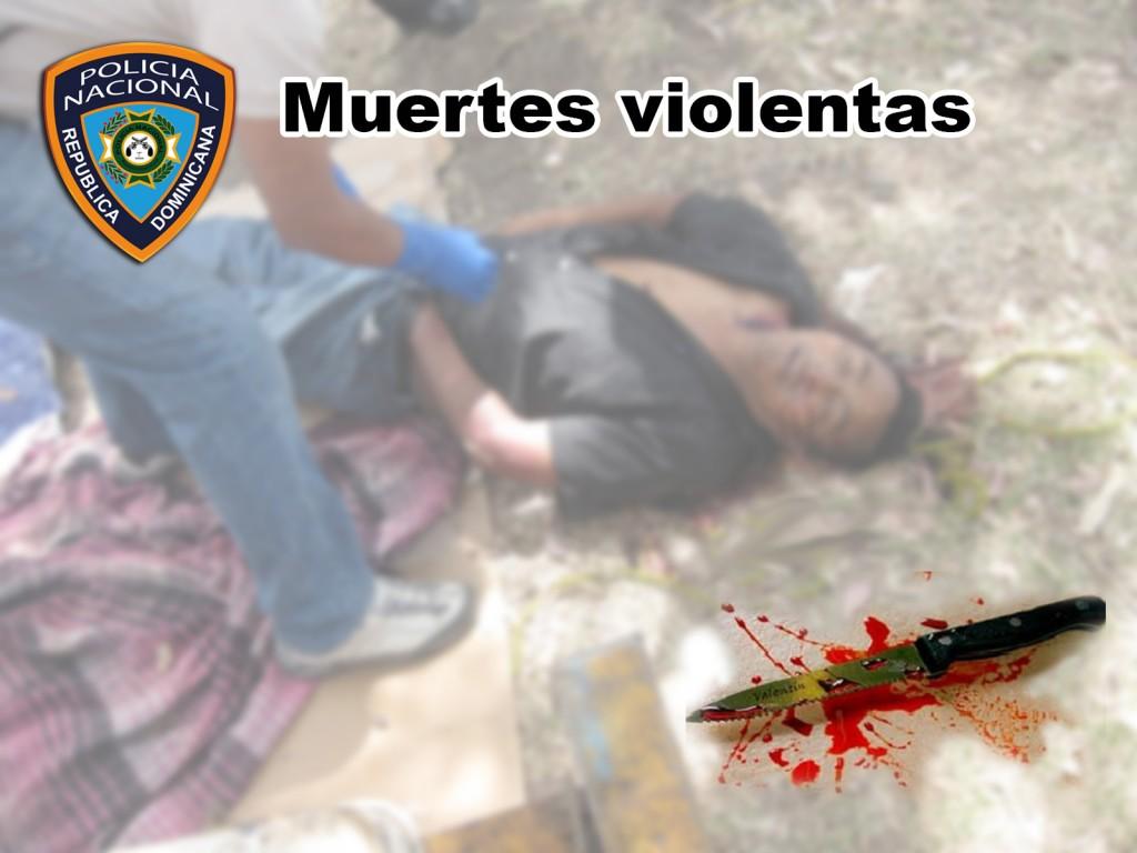 Muertes violentas1
