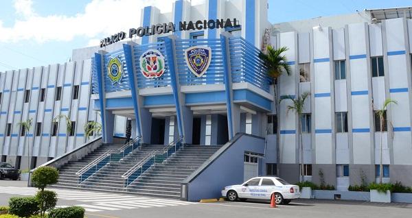 SANTO DOMINGO RD 23/11/14 FACHADA DEL PALACIO DE LA POLICIA NACIONAL,FOTO.JOSE JUSTO FELIZ