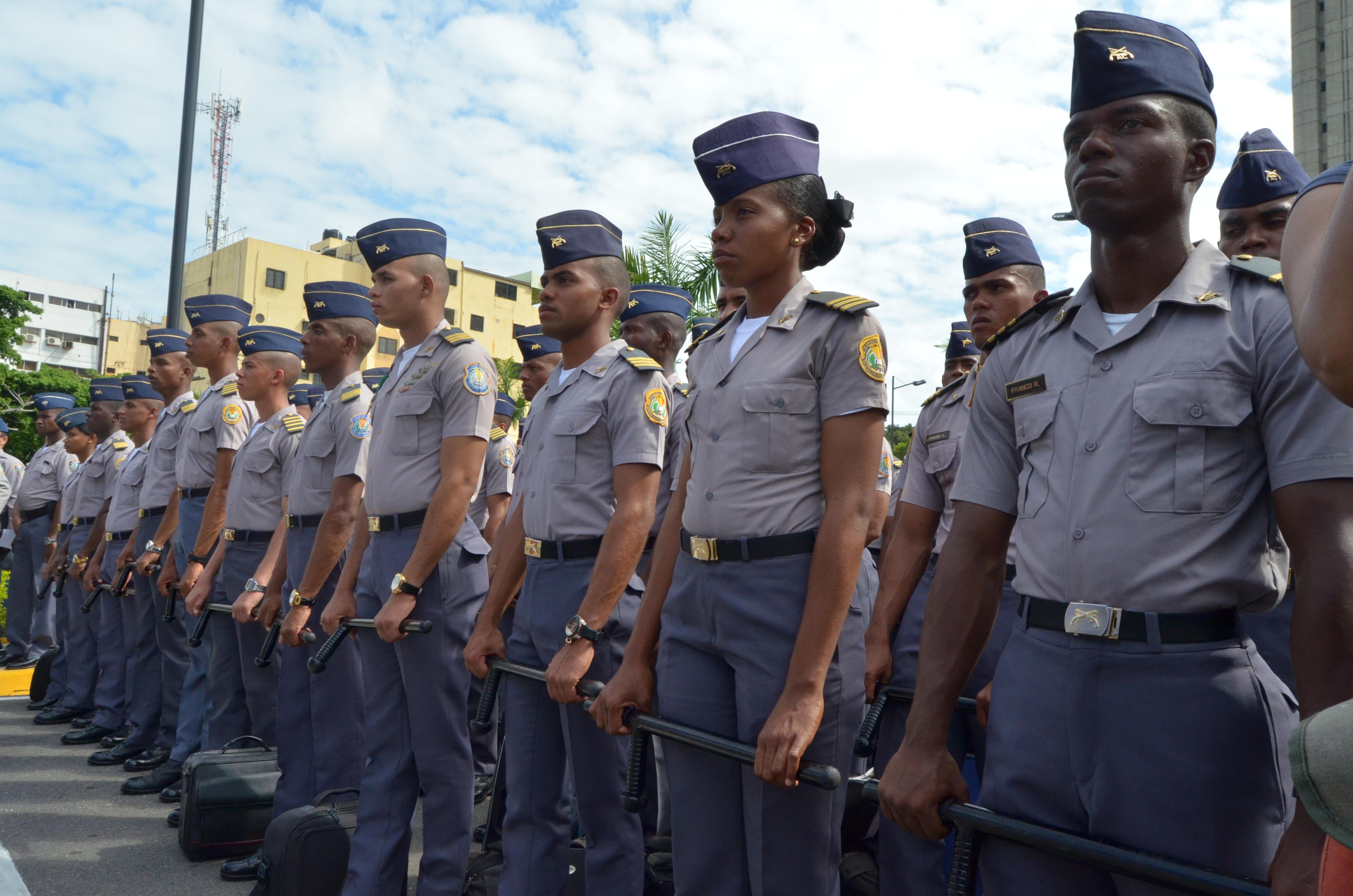 Policia nacional for Ministerio policia nacional