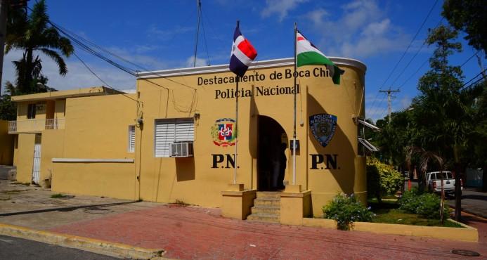 Dotacion-Policial-Boca-Chica
