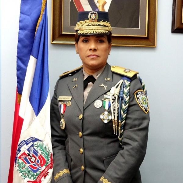 Generala Teresa Martínez