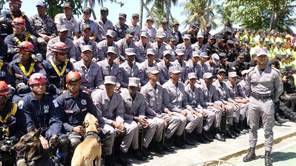 Policía en Semana Santa