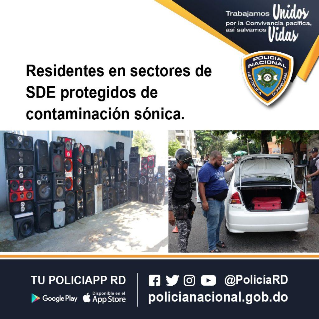 Residentes En Sectores De Sde Protegidos De Contaminaci U00f3n