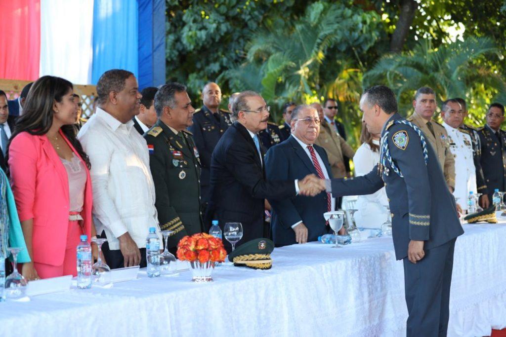 Resultado de imagen para Policía Nacional inaugura nuevo polideportivo para Escuela de Cadetes